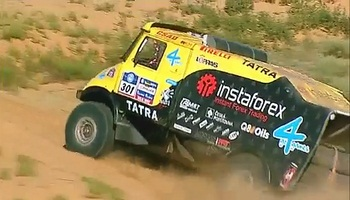 Balapan Off-road InstaForex