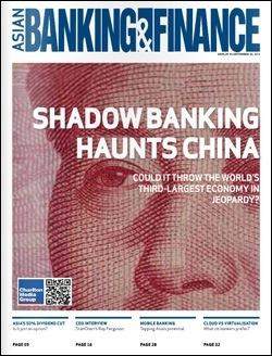 Majalah Asian Banking & Finance, Agustus 2012