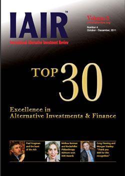 Majalah IAIR, Oktober – Desember 2011