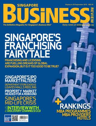 Singapore Business Review, September 2015