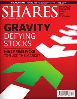 Majalah Shares, Оktober 2011