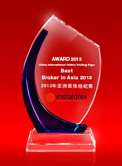 Broker Terbaik di Asia pada China International Online Trading Expo (CIOT EXPO)