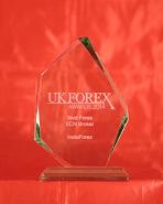Broker Forex ECN Terbaik tahun 2014 dari UK Forex Awards
