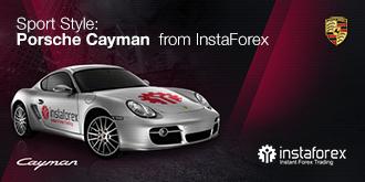 Sport Style: Porsche Cayman from InstaForex