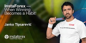 Salah satu petenis dunia terbaik Janko Tipsarević bergabung dengan InstaForex